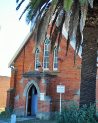 Christ of King Anglican Church, Wahgunyah