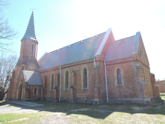 St Pauls Anglican Church, Chiltern